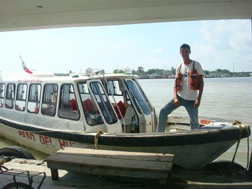 Capitanía de Tampico extrema vigila en los 8 pasos de lancha